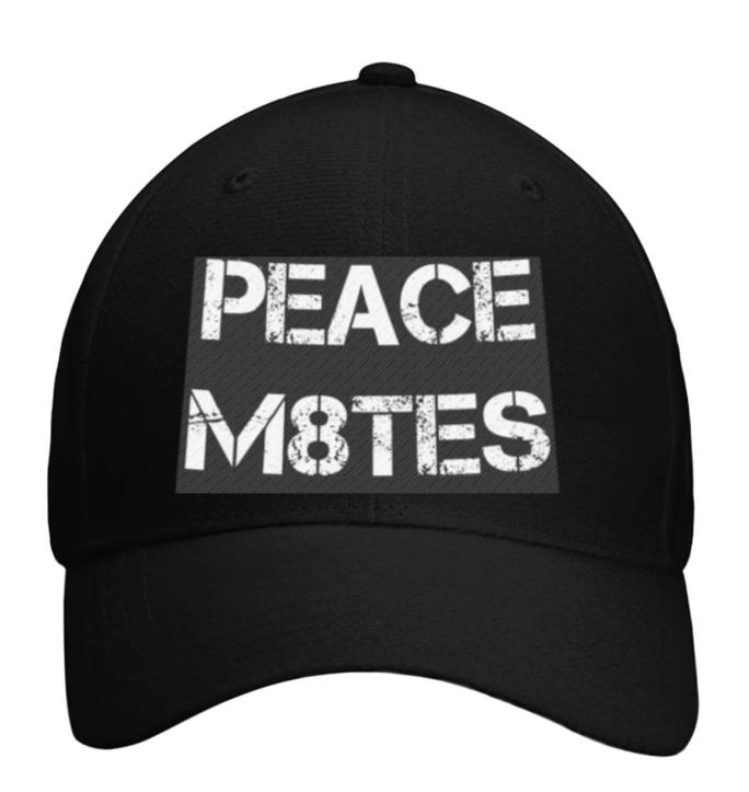 Peacem8tes Cap